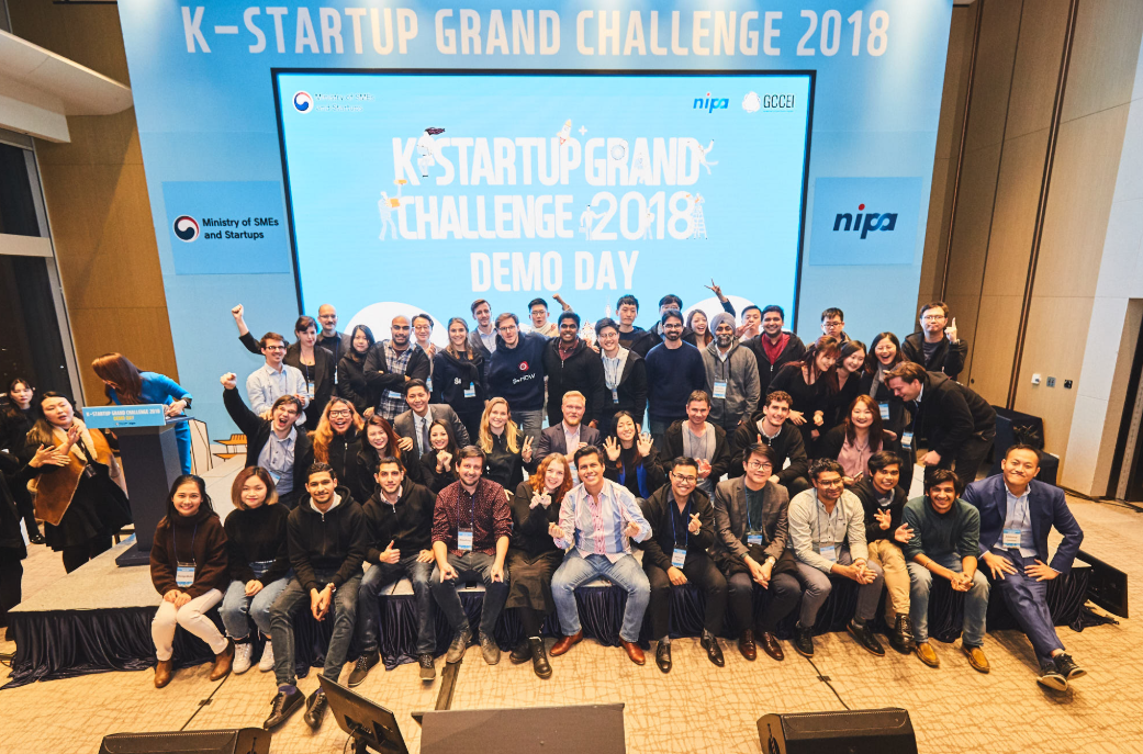 Demo Day 3 [K-Startup Grand Challenge 2018 Demo Day]