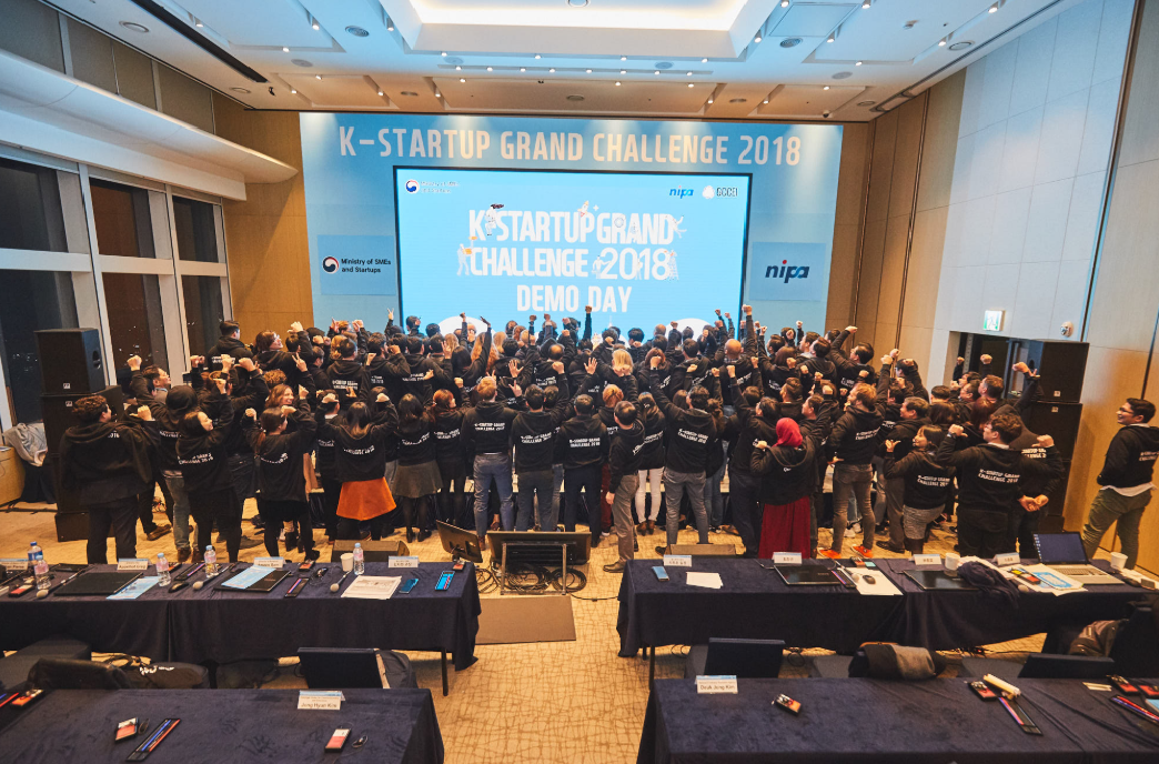 Demo Day 2 [K-Startup Grand Challenge 2018 Demo Day]
