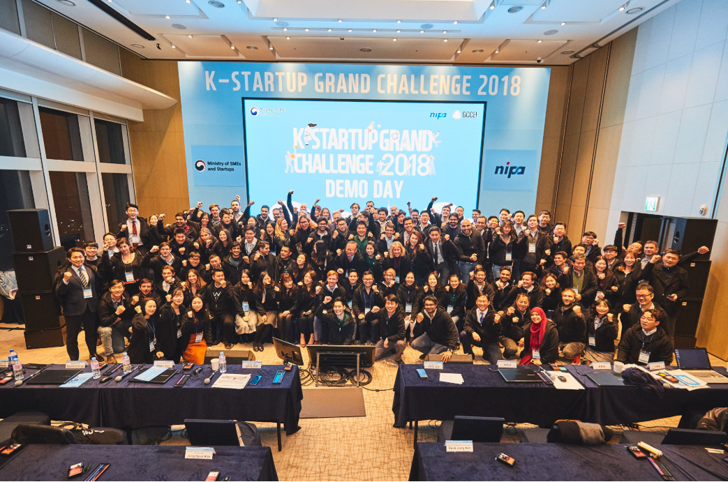 Demo Day 1 [K-Startup Grand Challenge 2018 Demo Day]